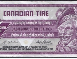 Canadian Tire money with my mortgage?