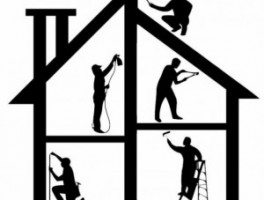 Purchase a new home and include renovations