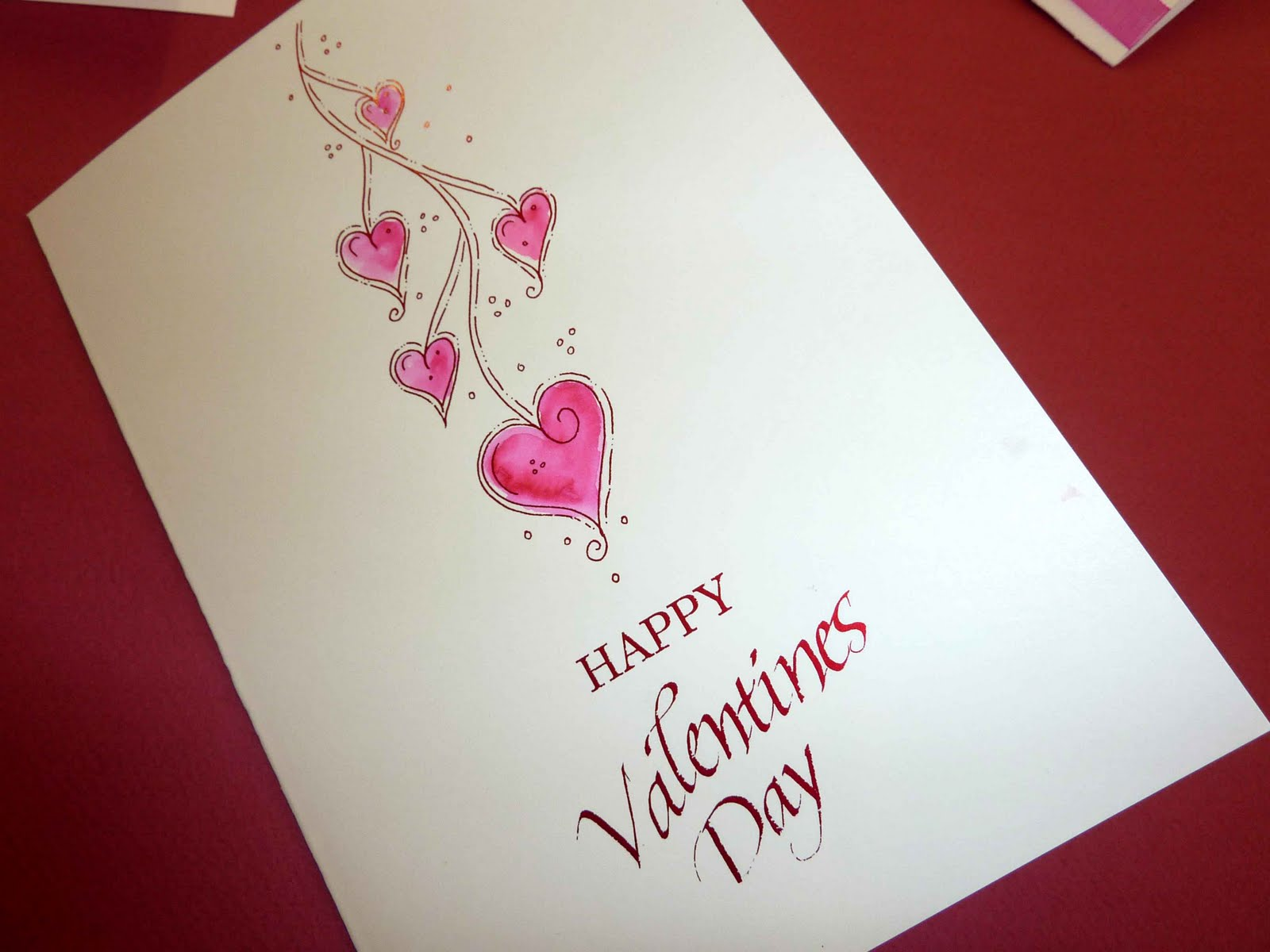 valentimes day card