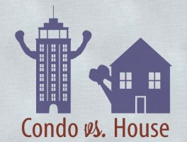 Is it better to buy a condo or a house?